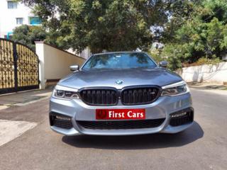 2019 BMW 5 Series 530d M Sport