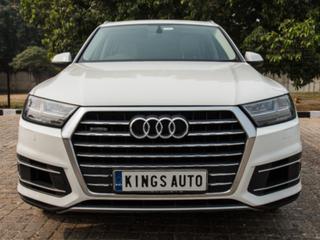 2017 Audi Q7 45 TFSI Premium Plus