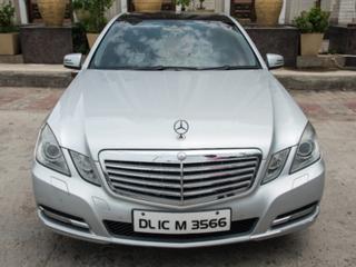 2011 मर्सिडीज ई-क्लास E250 CDI क्लासिक