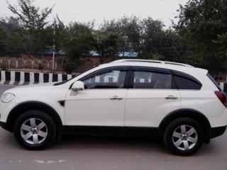 2011 செவ்ரோலேட் கேப்டிவா LTZ VCDi