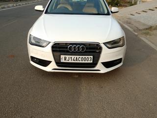 2014 Audi A4 2.0 TDI Multitronic