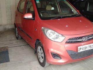 2011 ಹುಂಡೈ ಐ10 ಮ್ಯಾಗ್ನಾ 1.1 iTech ಎಸ್ಇ
