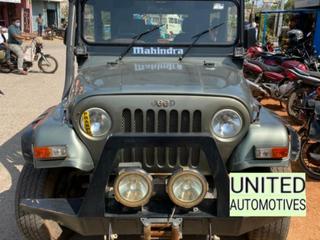 2012 Mahindra Thar CRDe AC