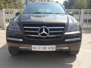 Mercedes-Benz GL-Class 350 CDI Luxury