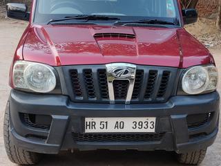2012 మహీంద్రా స్కార్పియో ఎల్ఎక్స్ 2.6 టర్బో