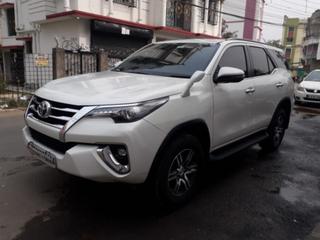 2019 టయోటా ఫార్చ్యూనర్ 2.8 4WD MT BSIV