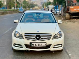 2012 ಮರ್ಸಿಡಿಸ್ ಹೊಸದು C-Class C 250 CDI Elegance