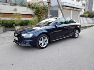 2013 Audi A4 2.0 TDI 177 Bhp Premium Plus