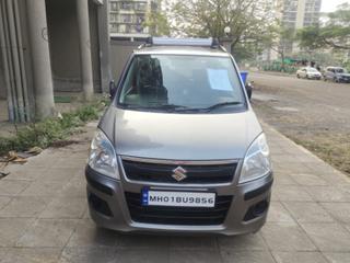 2015 Maruti Wagon R CNG LXI
