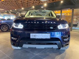 2017 Land Rover Range Rover Sport एसई