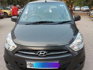 2012 Hyundai i10 Sportz AT