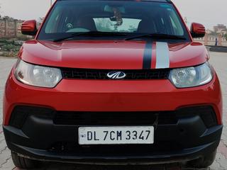 2016 महिंद्रा KUV 100 mFALCON G80 K4 Plus