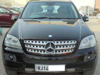 2009 Mercedes-Benz M-Class ML 320 CDI
