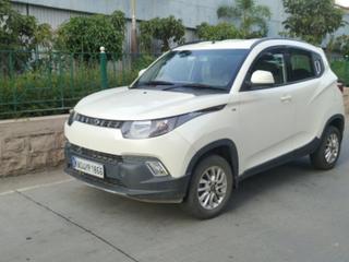 2016 Mahindra KUV 100 mFALCON D75 K8 5str