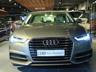 2016 Audi A6 35 TDI