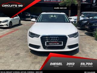 2012 Audi A6 2.0 TDI