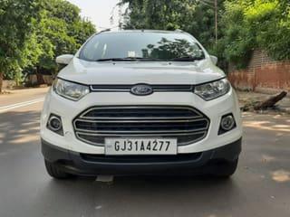 2016 ಫೋರ್ಡ್ ಎಕೋಸೋಫ್ರೊಟ್ 1.5 TDCi ಟೈಟಾನಿಯಂ Plus BSIV