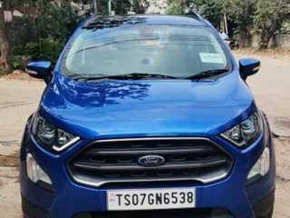 2019 Ford Ecosport 1.5 Diesel Titanium Plus BSIV