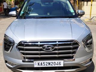 2020 Hyundai Creta SX Diesel