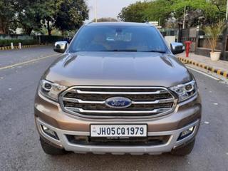 2019 Ford Endeavour Titanium Plus 4X4