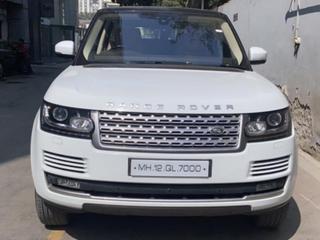 2018 Land Rover Range Rover 4.4 Diesel LWB Vogue SE