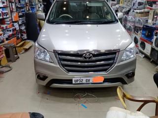 2016 Toyota Innova 2.5 G (Diesel) 8 Seater BS IV