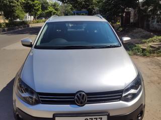 2014 Volkswagen CrossPolo 1.5 TDI