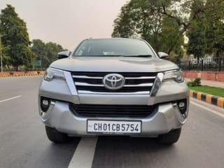2018 Toyota Fortuner 2.8 2WD AT BSIV