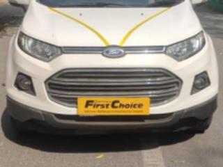 2016 Ford Ecosport 1.5 Petrol Titanium Plus AT