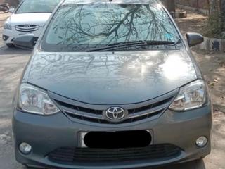 2013 Toyota Etios VD