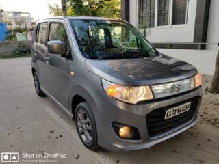 2017 Maruti Wagon R VXI AMT 1.2