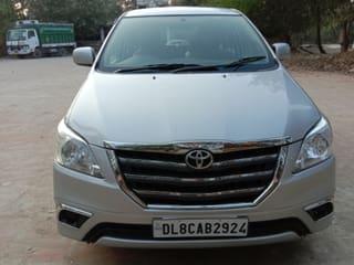 2014 టయోటా ఇనోవా 2.5 జి (డీజిల్) 7 Seater BS IV