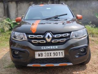 2017 Renault KWID Climber 1.0 AMT