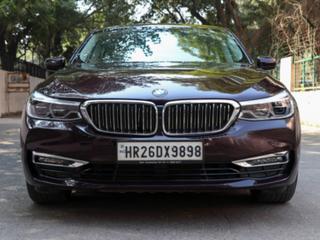 2018 BMW 6 Series GT 630d Luxury Line