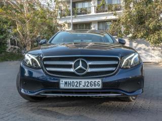 2020 Mercedes-Benz E-Class Exclusive E 220d