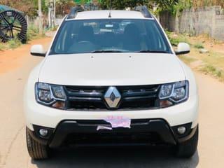 2019 Renault Duster RXS BSIV