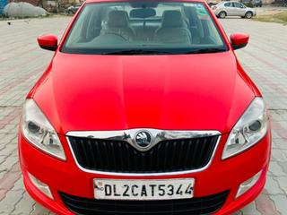 2015 ಸ್ಕೋಡಾ ರಾಪೈಡ್ 1.5 TDI AT Elegance Plus
