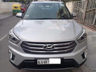 2017 Hyundai Creta 1.6 SX Option