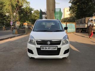 2017 Maruti Wagon R CNG LXI BSIV