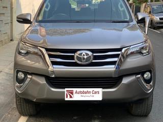 2017 டொயோட்டா ஃபார்ச்சூனர் 2.8 4WD AT