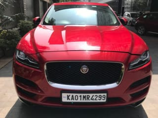 2018 Jaguar F-Pace First Edition 3.0 AWD