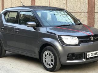 2019 Maruti Ignis Delta