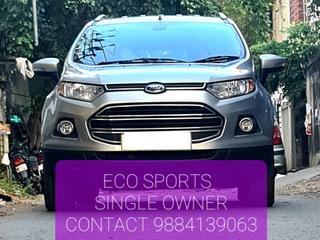 2017 Ford Ecosport 1.5 TDCi Titanium Plus BSIV