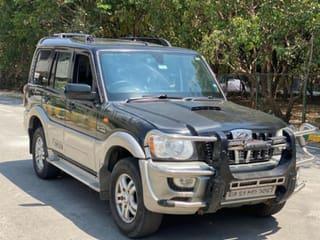 2013 Mahindra Scorpio VLX 2WD 7S BSIV
