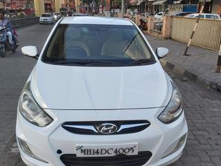 2011 Hyundai Verna 1.6 SX CRDI (O) AT
