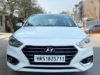 2019 Hyundai Verna VTVT 1.6 SX Option