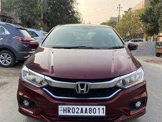 2017 Honda City ZX CVT