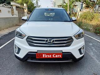 2019 Hyundai Creta 1.6 CRDi SX Plus