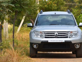 2014 Renault Duster 85PS Diesel RxL Explore