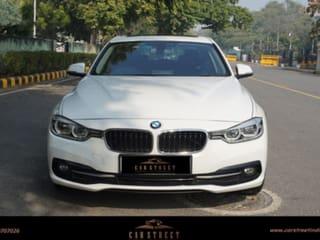 2017 BMW 3 Series 320d Sport